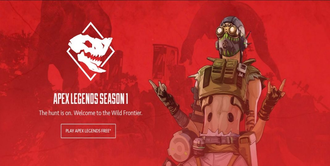 Apex Legends Season One