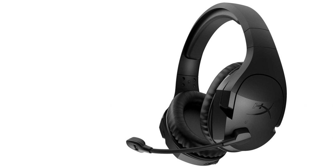 The HyperX Cloud Stinger Wireless Headset
