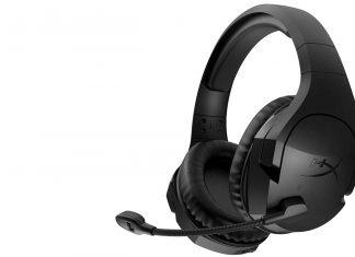 The HyperX Cloud Stinger Wireless Headset