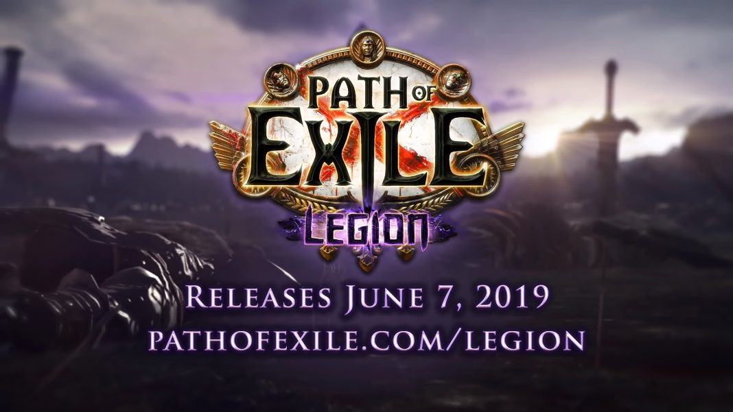 Path of Exile Legion