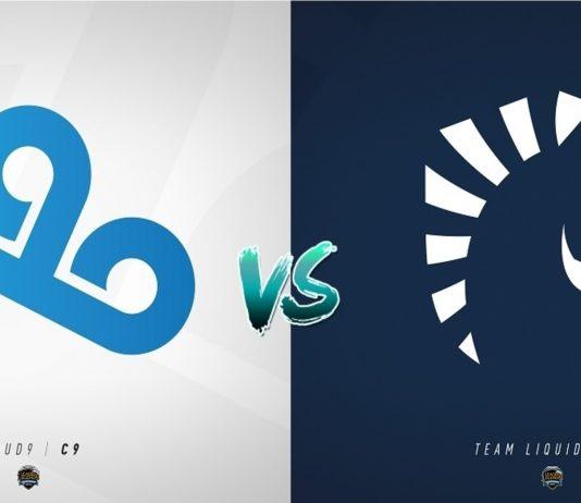 Cloud9 vs Team Liquid