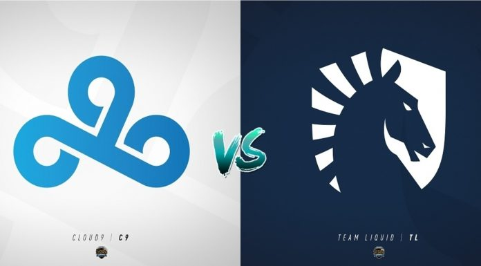 Cloud9 vs Team Liquid
