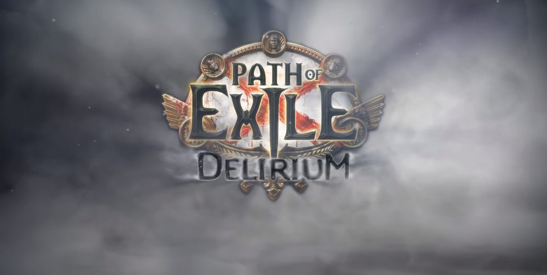 Path of Exile Delirium Banner