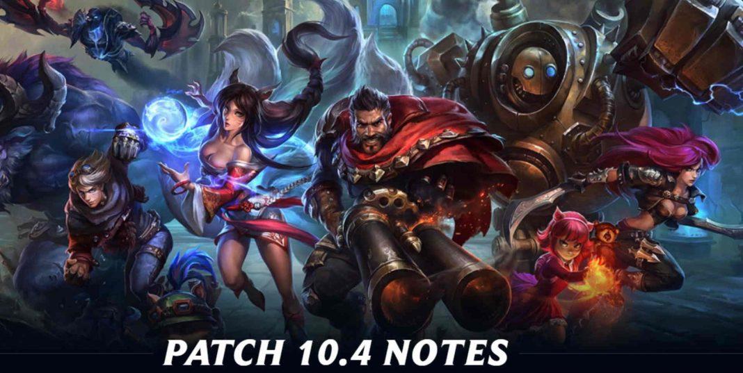 League of Legends Jungle Changes Banner