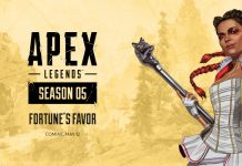 Apex Season Five