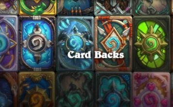 Hearthstone Card Backs