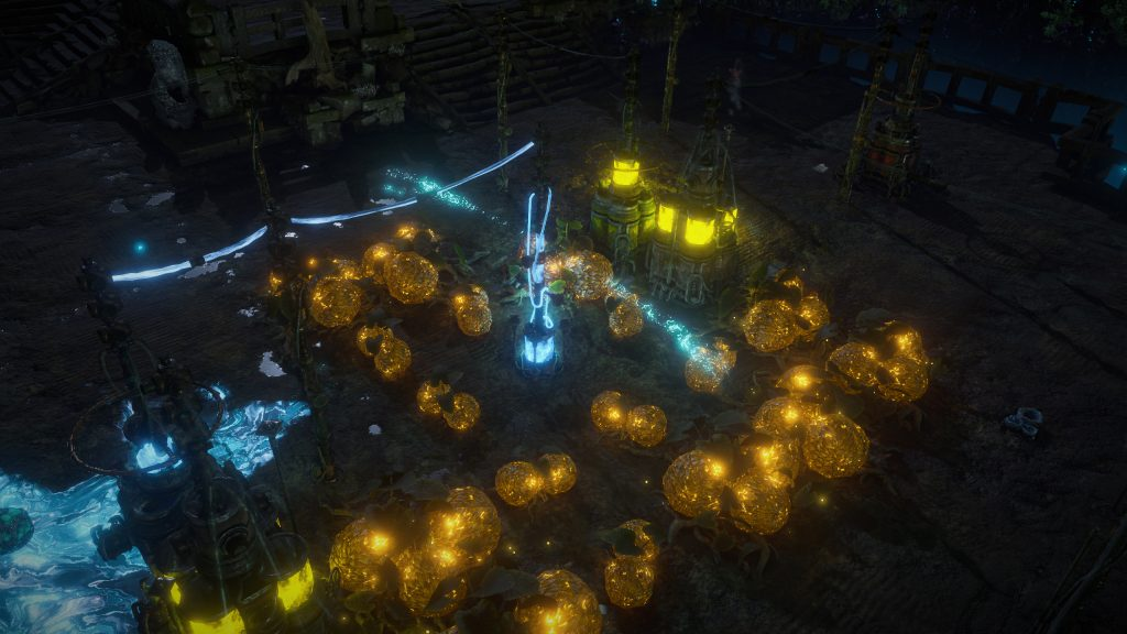 Path of Exile Harvest mechanic