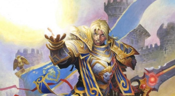 Hearthstone Priest Anduin