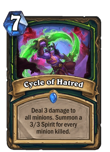 Hearthstone Scholomance Review - Cycle of Hatred