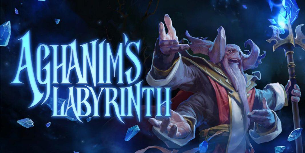 Aghanim's Labyrinth