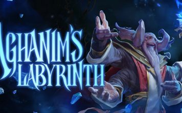 Aghanim's Labyrinth